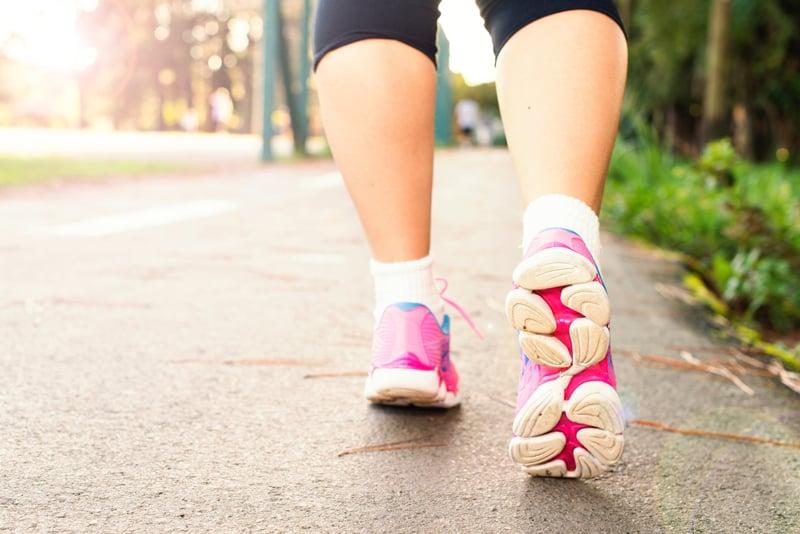 Ét lille skridt kan ændre dit liv…
