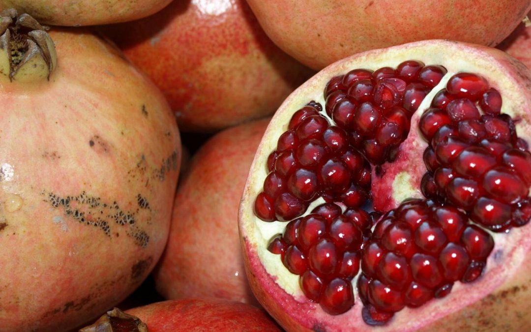 granatæbler